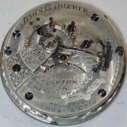 Hampden Pocket Watch #663758