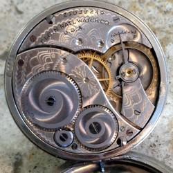 Elgin Grade 303 Pocket Watch