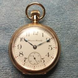 Hampden Grade No. 62 Pocket Watch
