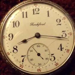 Rockford Grade 360 Pocket Watch