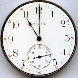 Elgin Grade 384 Pocket Watch