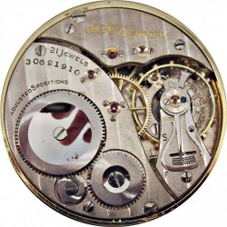 Elgin Grade 478 Pocket Watch