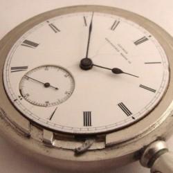 Illinois Grade Bates Pocket Watch