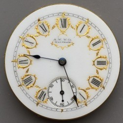 Waltham Grade Royal Pocket Watch