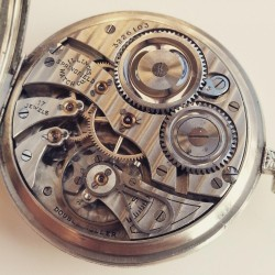 Hamilton Pocket Watch #3226103