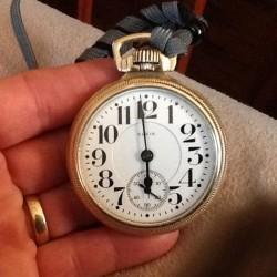 Elgin Grade 454 Pocket Watch