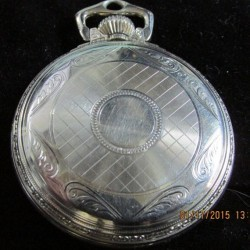 Ball - Illinois Grade 810 Pocket Watch