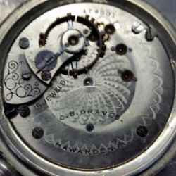 South Bend Grade 331 Pocket Watch