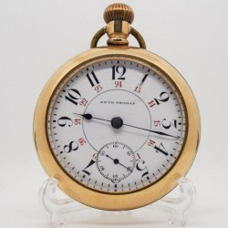Seth Thomas Grade Maiden Lane Pocket Watch