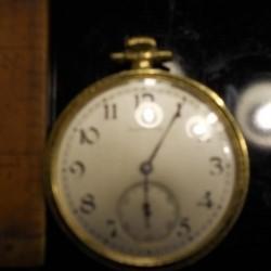 Hamilton Pocket Watch #1752461
