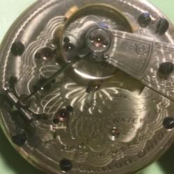 Hampden Grade John C. Dueber Pocket Watch
