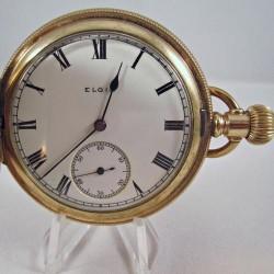 Elgin Grade 292 Pocket Watch
