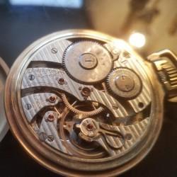 Hamilton Grade 960 Pocket Watch