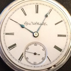 Elgin Grade 335 Pocket Watch