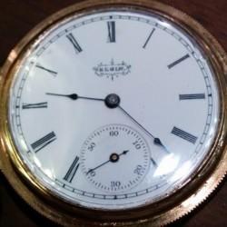 Elgin Grade 132 Pocket Watch