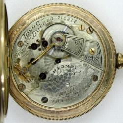 Hampden Grade John C. Dueber Special Pocket Watch
