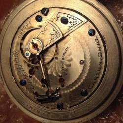 Hampden Grade The Dueber Watch Co. Pocket Watch