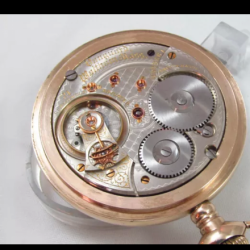 Elgin Pocket Watch #9509561