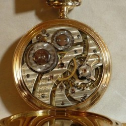 Hamilton Grade 952 Pocket Watch