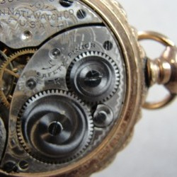 Elgin Pocket Watch #13828948