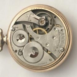 Waltham Grade Traveler Pocket Watch