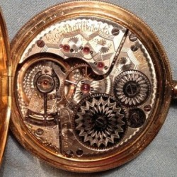 Elgin Pocket Watch #6462450