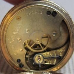 Elgin Pocket Watch #2391822