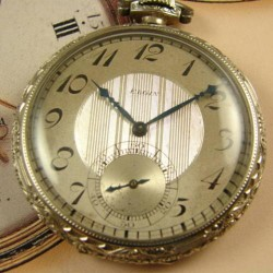 Elgin Grade 315 Pocket Watch