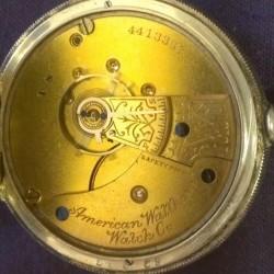 Waltham Pocket Watch #4413397