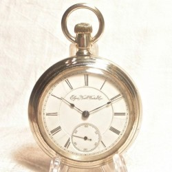Elgin Grade 77 Pocket Watch