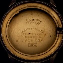 Hamilton Grade 747 Pocket Watch