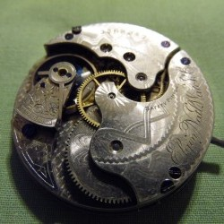 Elgin Grade 127 Pocket Watch