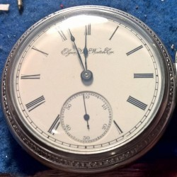 Elgin Grade 96 Pocket Watch