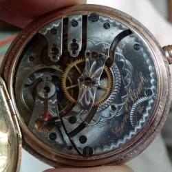 Hampden Pocket Watch #2302138