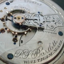 Waltham Pocket Watch #5708707
