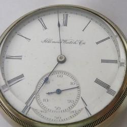 Illinois Grade 110 Pocket Watch