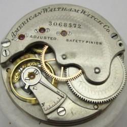 Waltham Grade A.W.W.Co. Pocket Watch