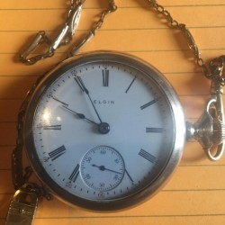 Elgin Grade 316 Pocket Watch