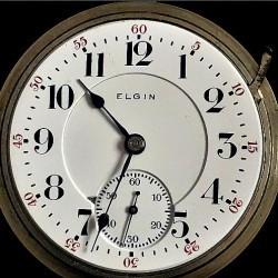 Elgin Grade 240 Pocket Watch