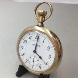 Illinois Grade 187 Pocket Watch