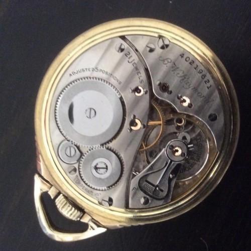 Elgin Grade 478 Pocket Watch