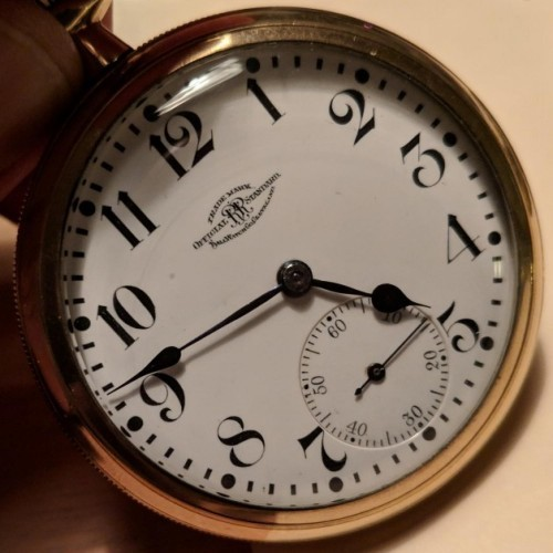 Image of Ball - Waltham Official Standard #B250443 Dial
