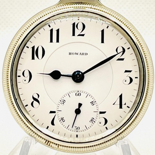 E. Howard Watch Co. (Keystone) Grade Series 5 Pocket Watch Image