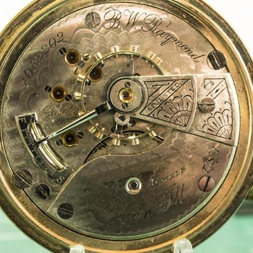 Elgin Grade 116 Pocket Watch Image