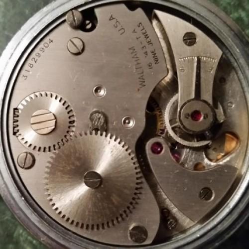 Waltham Grade Timer Pocket Watch Image