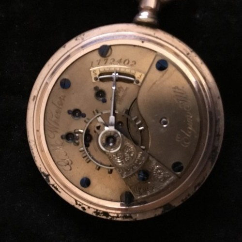 Image of Elgin 82 #1772402 Movement