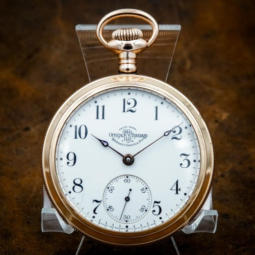 Hamilton Grade 999 Pocket Watch Image