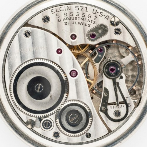 Image of Elgin 571 #S953587 Movement