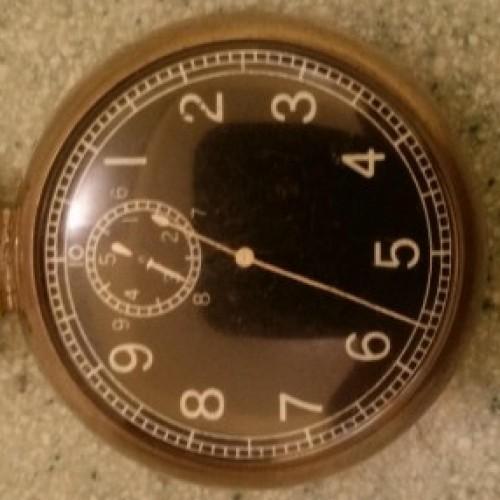 Elgin Grade 582 Pocket Watch Image