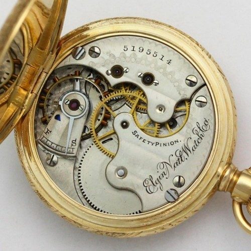 Image of Elgin 120 #5195514 Movement
